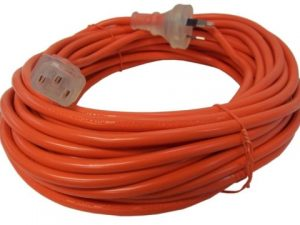15 metre 10 amp extension leads