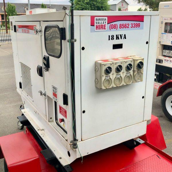18KVA Generator