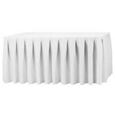Bridal Table Skirts