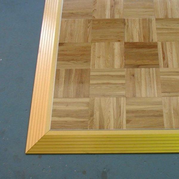 Flooring, Parquetry Dancefloor