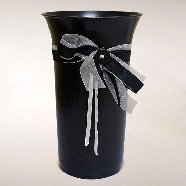 Wine Cooler / Spitoons (Black Plastic)