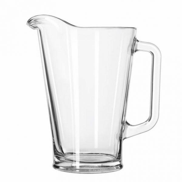 Beer Jug 1 Litre  (Glass)