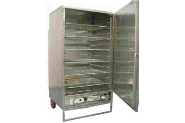 Hot Box Warming Oven including gas