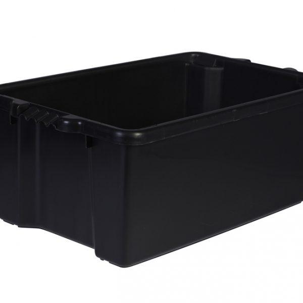 Ice Tub, Red or Black plastic