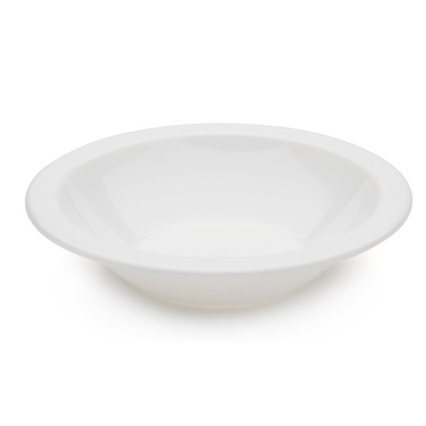 Plastic Bowl – White