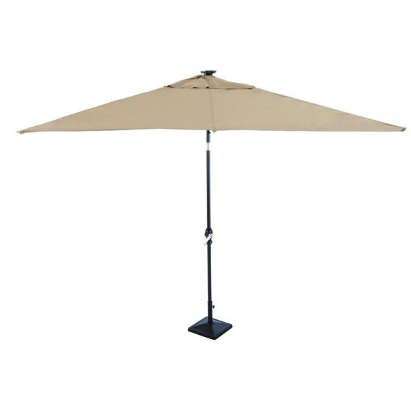 9FT Market Umbrella (includes granite stand)