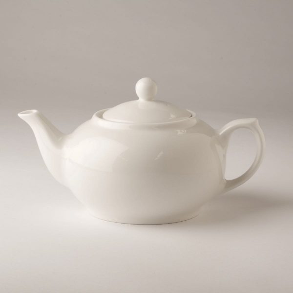 Tea Pot, white
