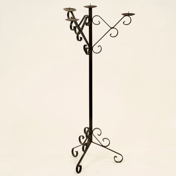Candelabras – holds 4 candles