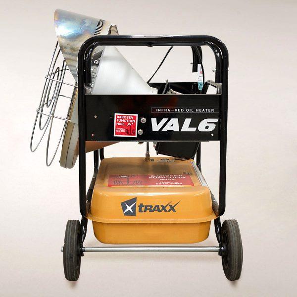 Heater, Diesel VAL 6
