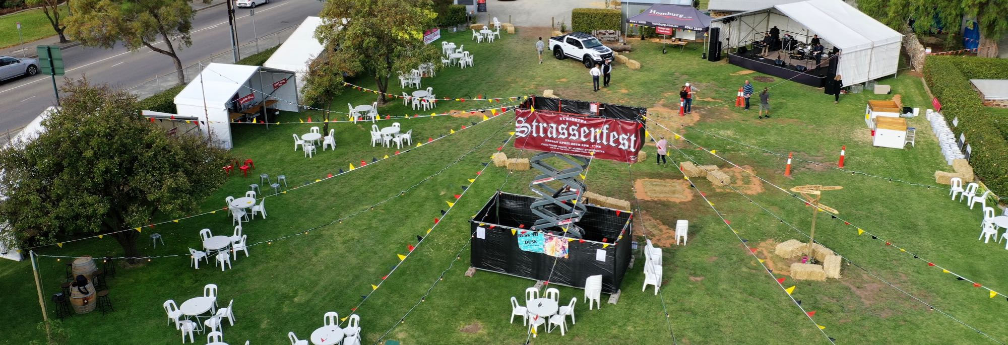 Barossa Vintage Festival Success